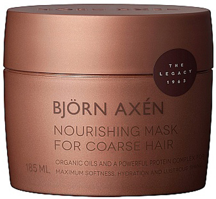 BJÖRN AXÉN The Legacy 1963 Nourishing Mask for Course Hair