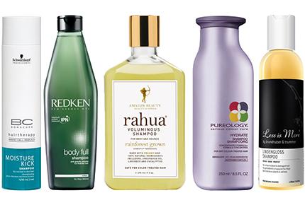 shampoo och balsam bäst i test