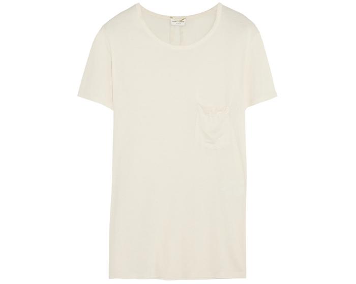 11. T-shirt, 3516 kr, Saint Laurent Net-a-porter.com