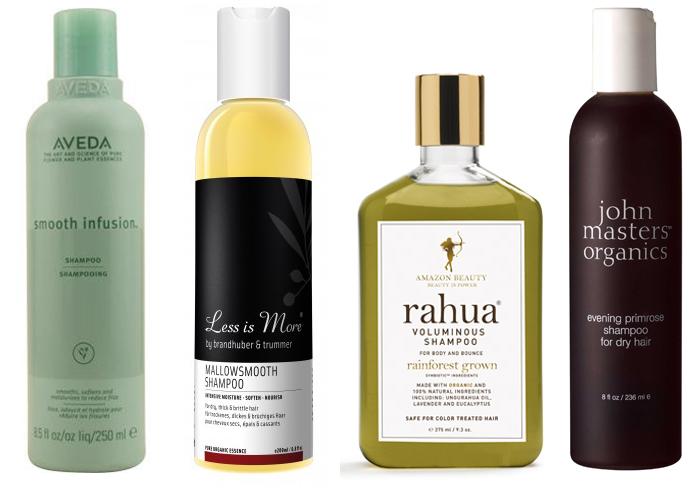 varför sulfatfritt schampo