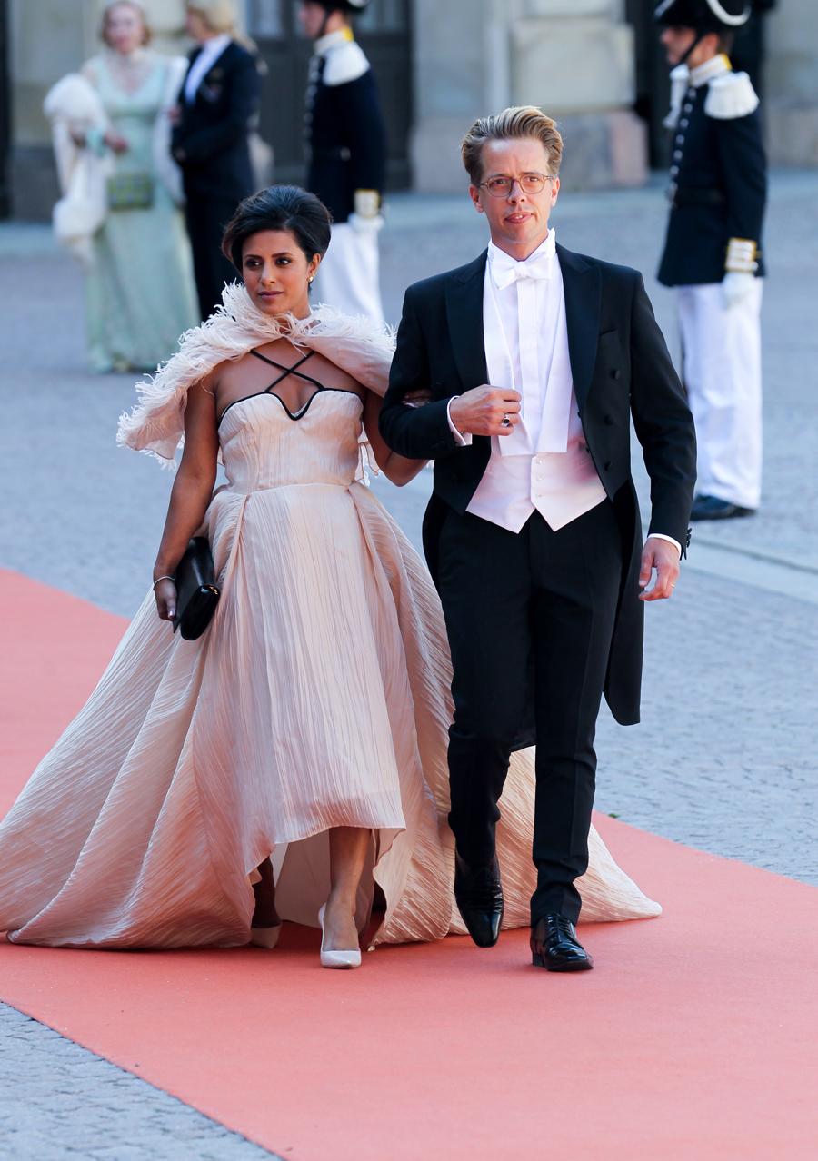 Gästerna på det kungliga bröllopet! | ELLE