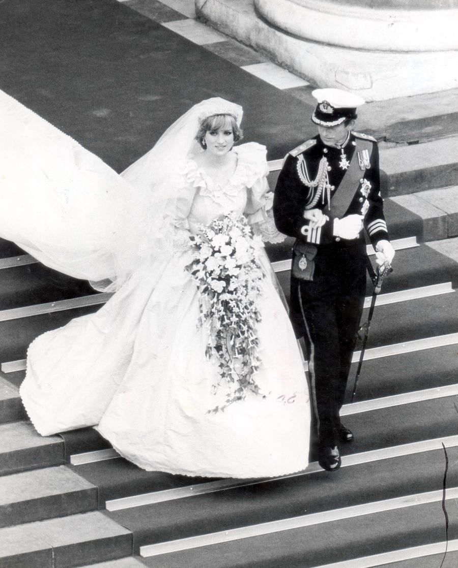 De vackraste kungliga brudklänningarna någonsin | ELLE