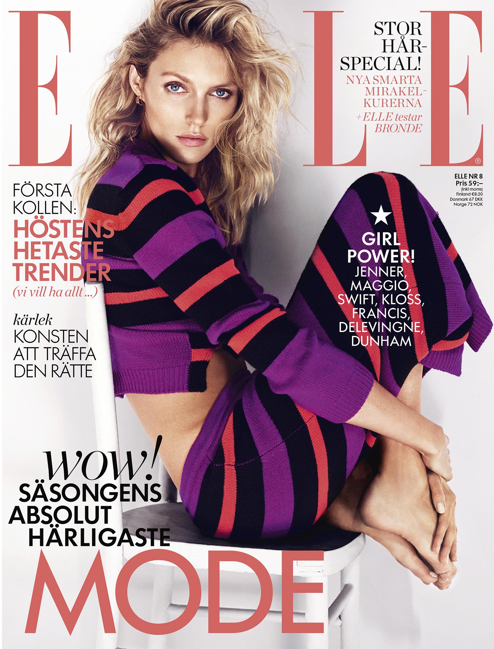 Missa inte ELLEs augustinummer u2013 Elle Decoration på köpet! ELLE