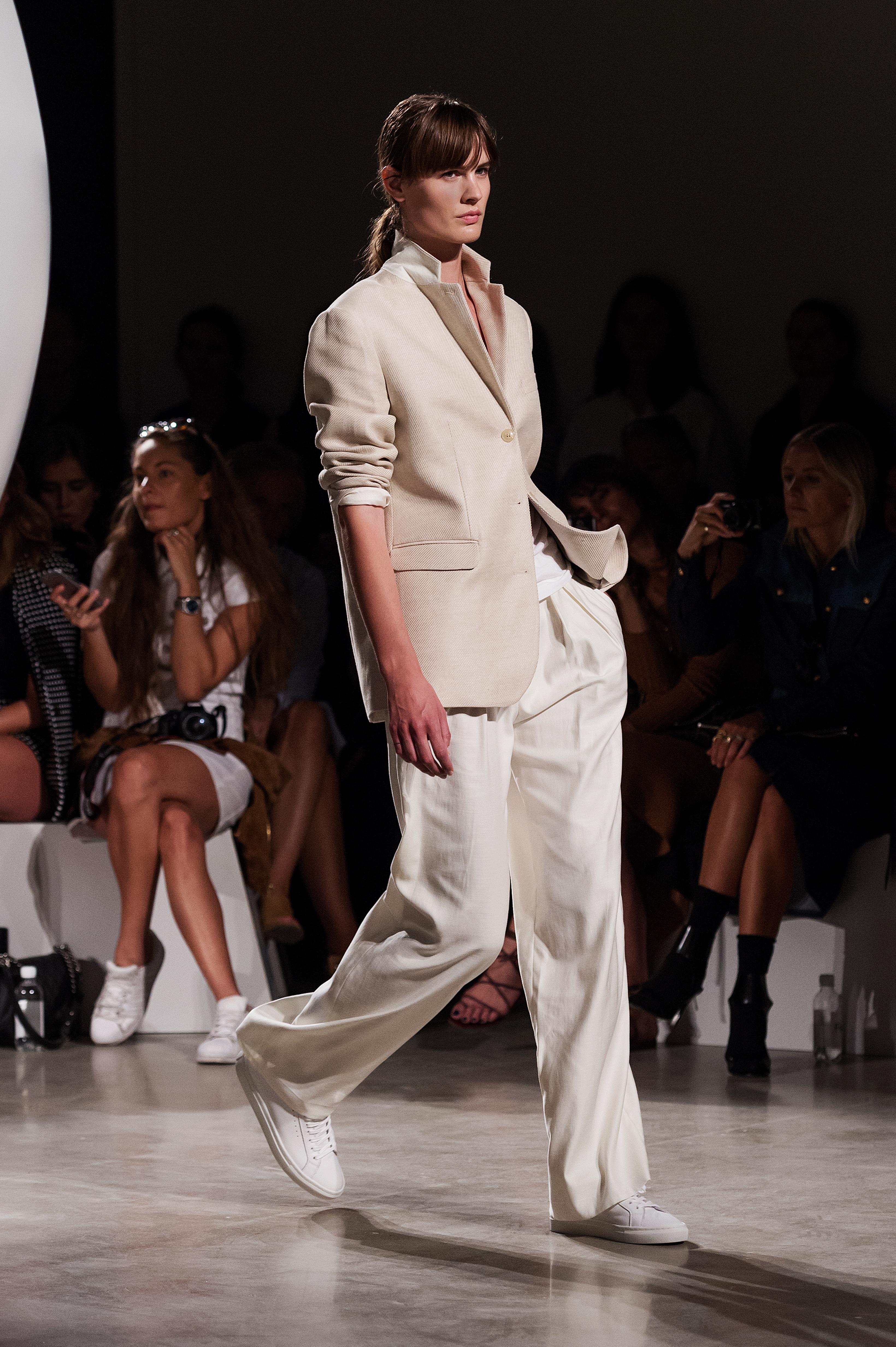 Fashion Week: Filippa K SS16   ELLE
