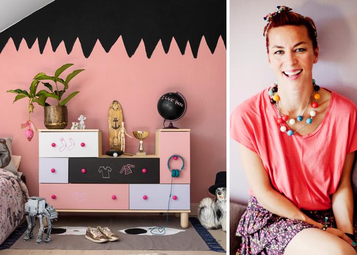5 bästa tipsen: Så inreder du barnens rum med färg
