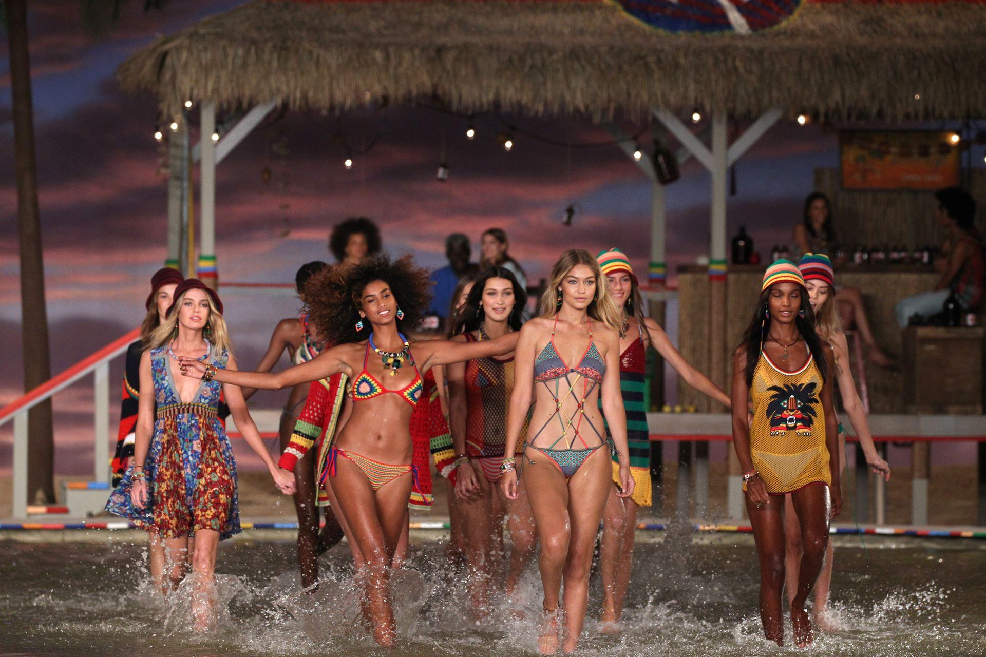 New York Fashion Week: Härligaste visningen stod Tommy Hilfiger för!