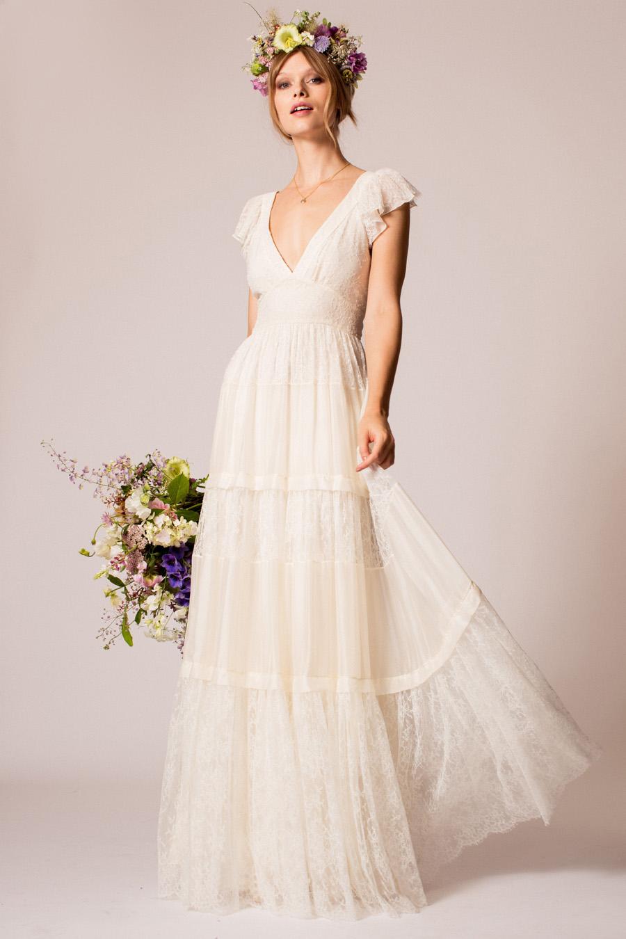 165546912daf 38 vackra brudklänningar | ELLE