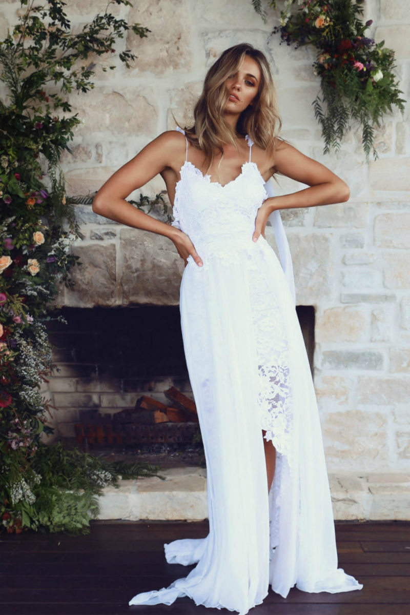 01a2fc13e3eb Här är den mest pinnade brudklänningen på Pinterest | ELLE
