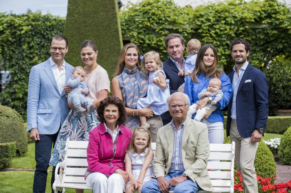 шведская семья картинки - 5