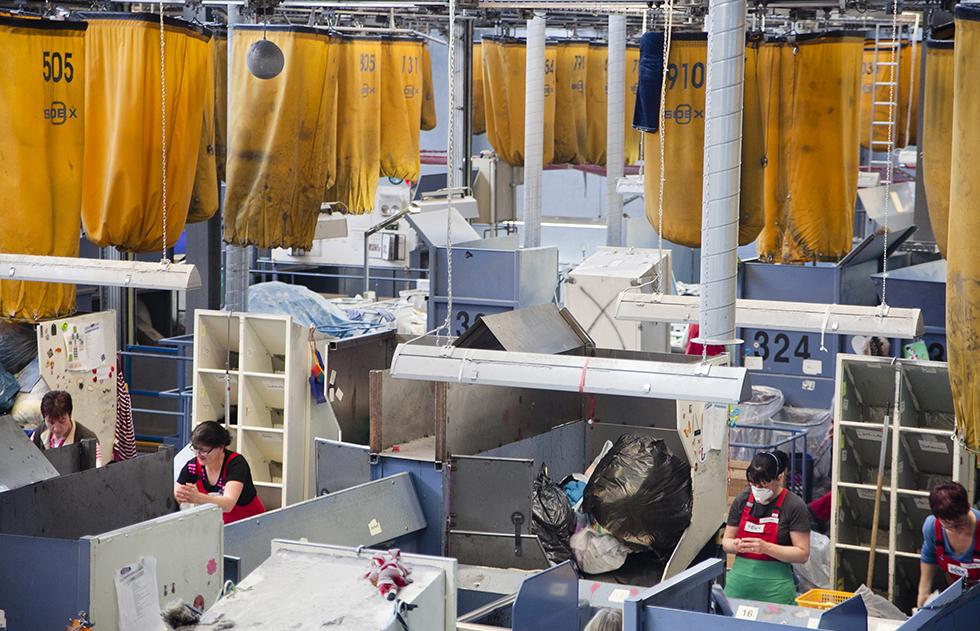 kappahl återvinning av kläder