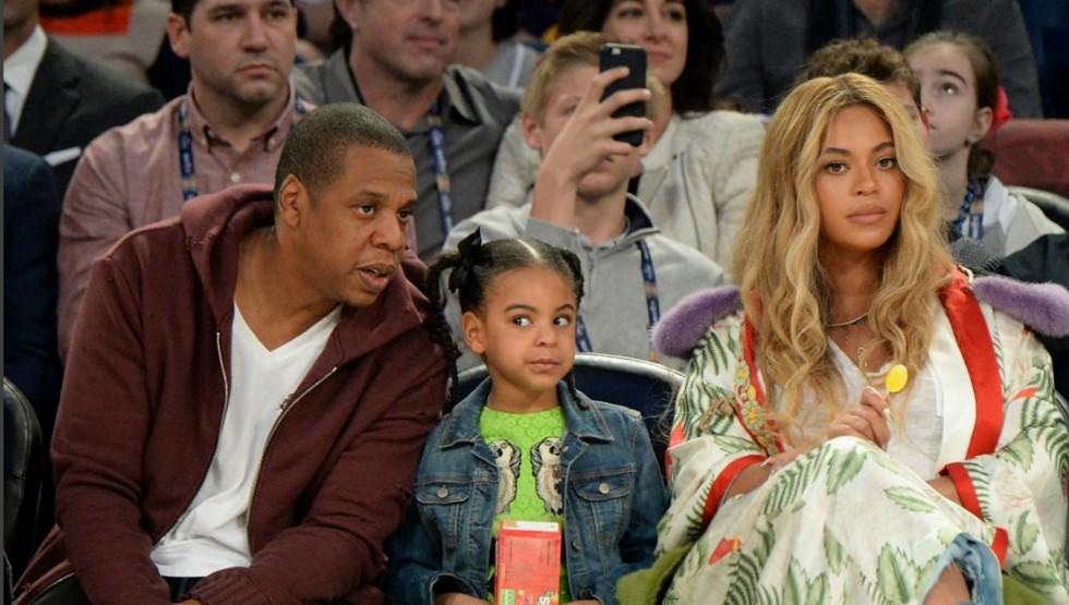 Beyoncé bjöd på babyshower – nu välter den nya gravidbilden nätet