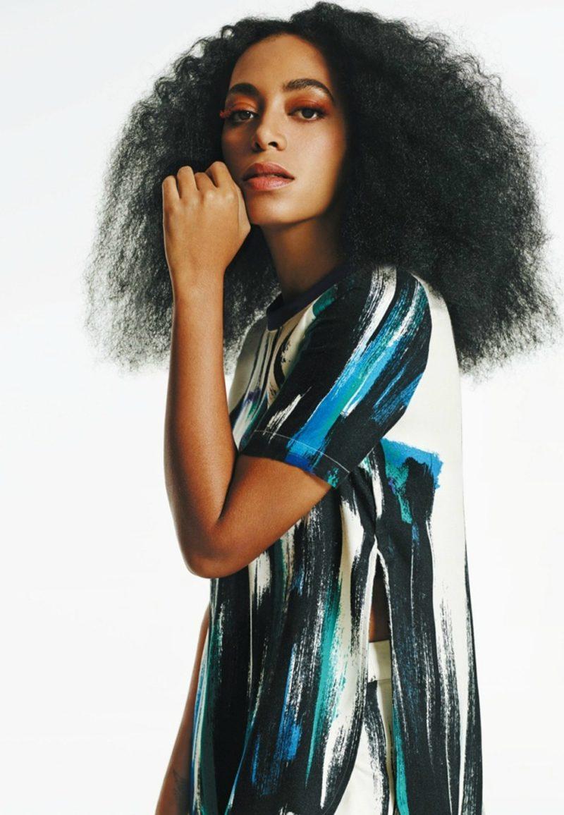 stor svart kvinna