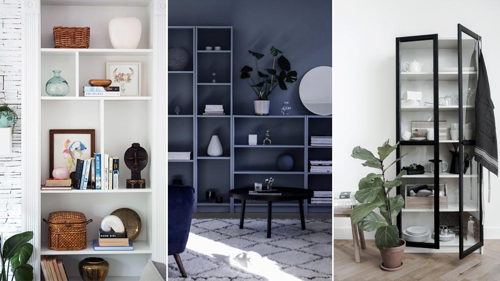 7 stilsäkra sätt att uppdatera Ikea-klassikern Billy
