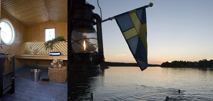 bastuflotte stockholm billig