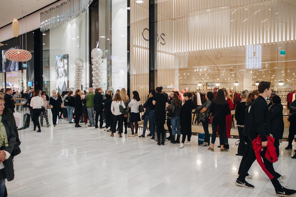 swarovski mall of scandinavia