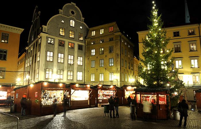 9 Mysiga Julmarknader Att Bes 246 Ka I Stockholm 2017 Elle