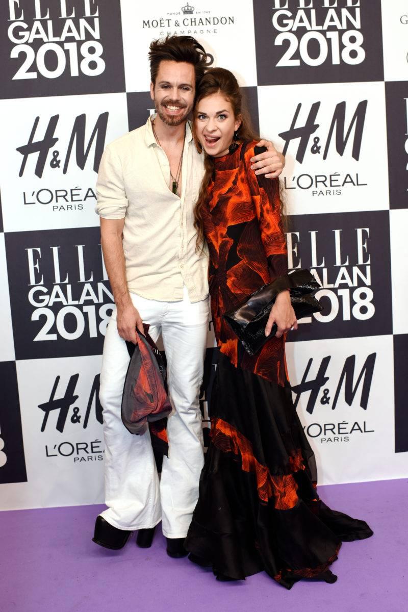 Diana Orving och Alexander Ekman