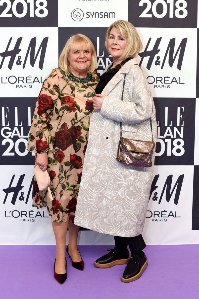Hermine Coyet Ohlén och Agneta Willman