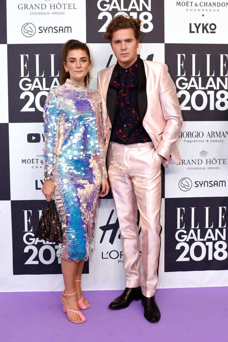 Linn Eklund och Martin Hansson