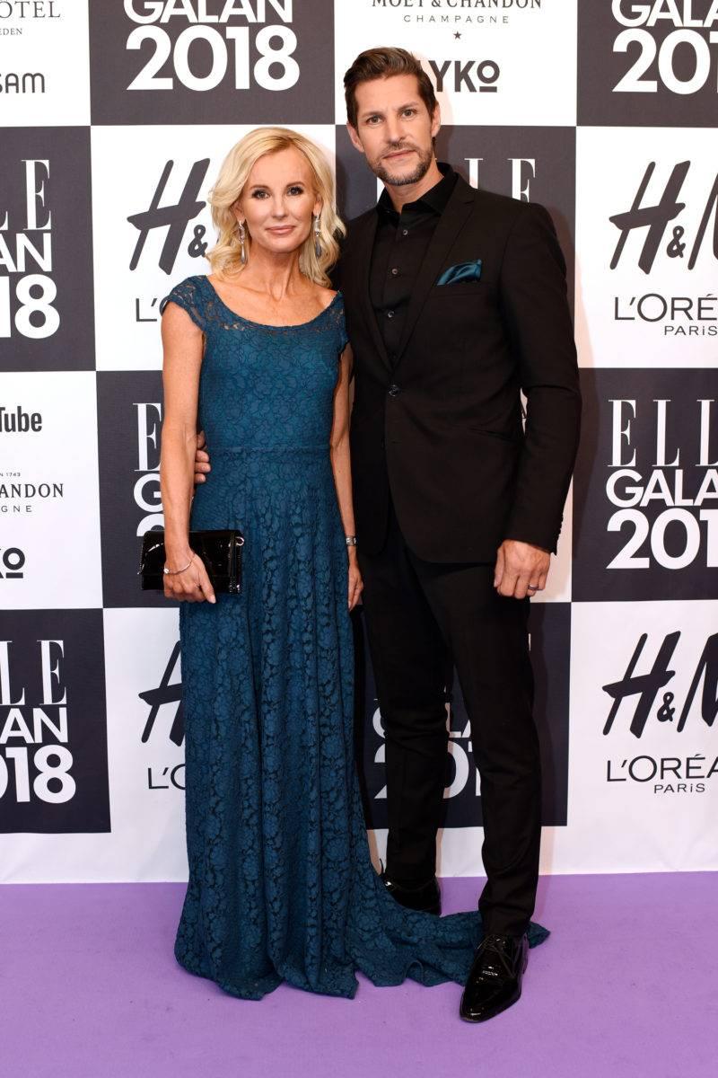 Victoria Skoglund och Johan Petersen