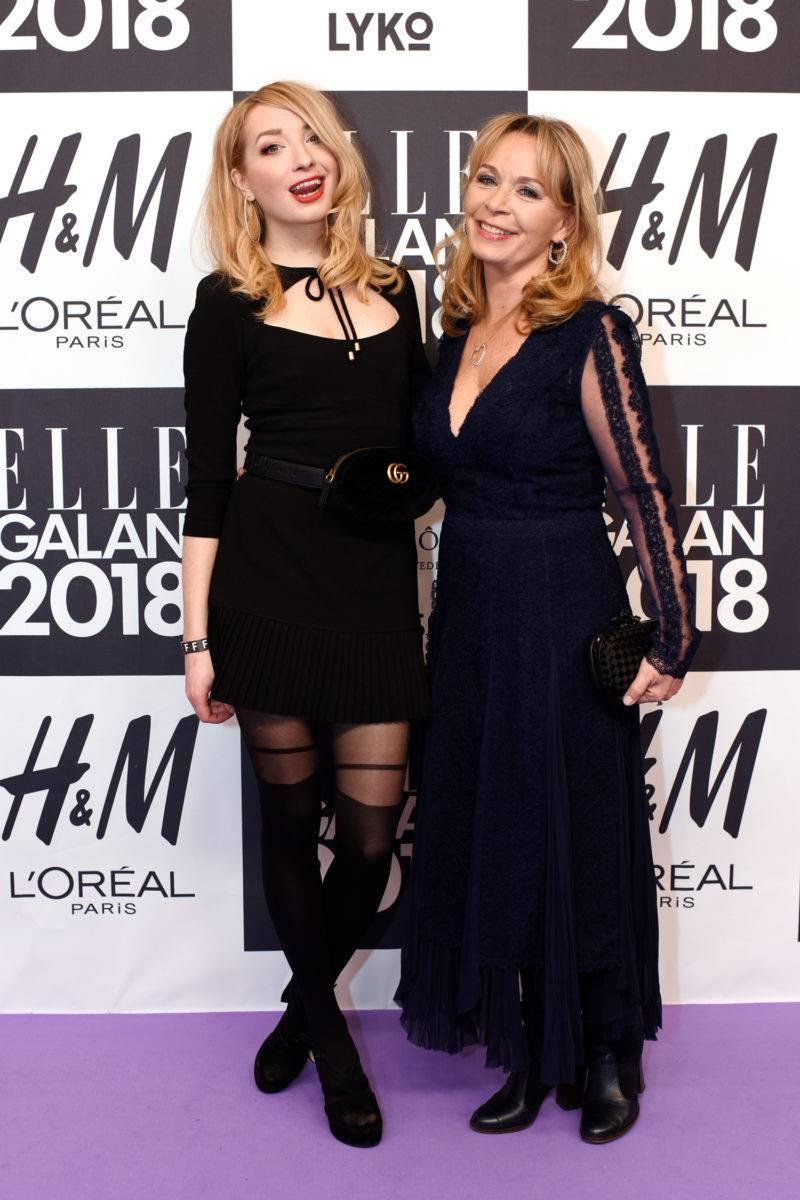 Sandra Beijer och Anette Beijer