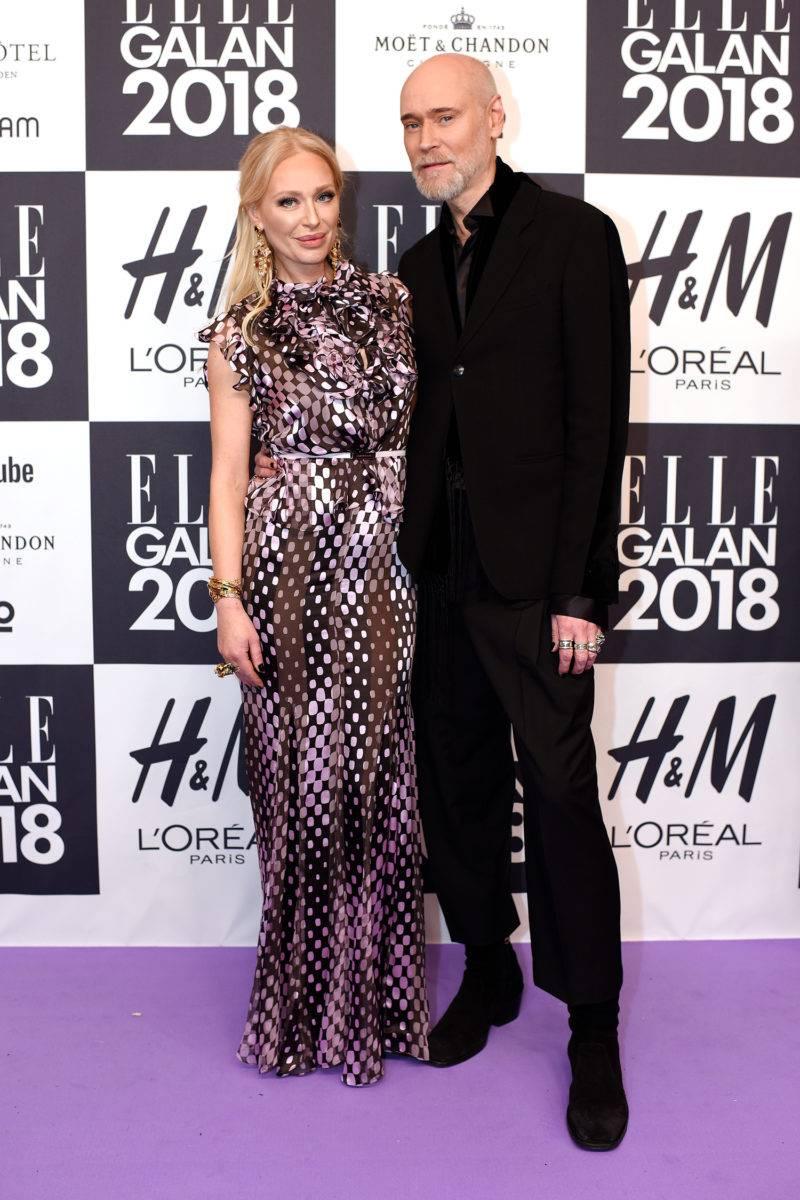 Isabel Adrian och Lars Wallin