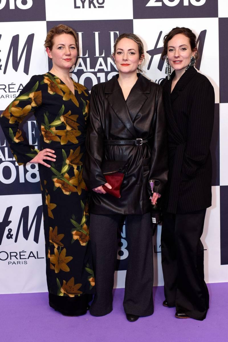 Sofie, Jennifer och Pernilla Elvestedt