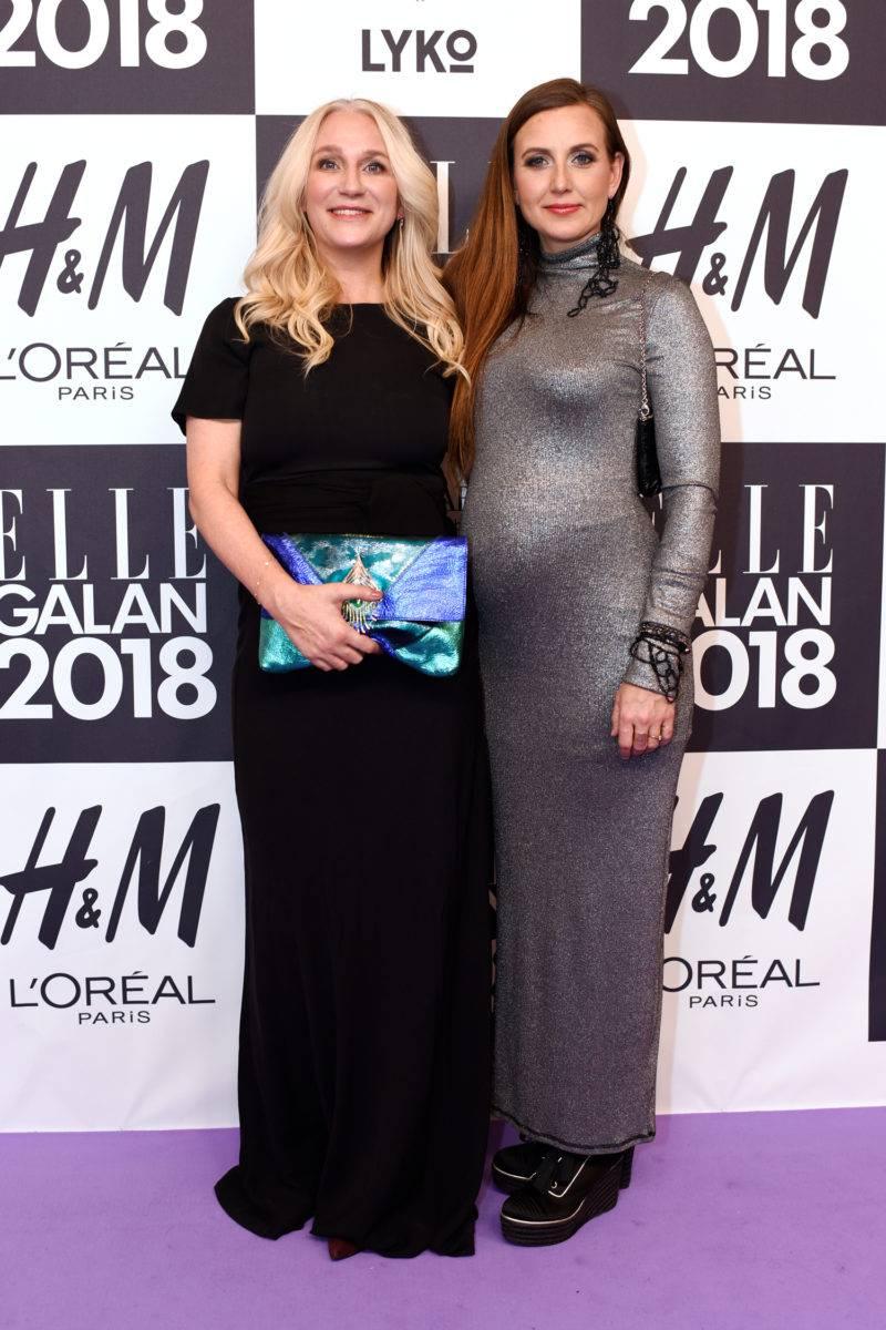 Ann Söderberg och Sanna Lundell