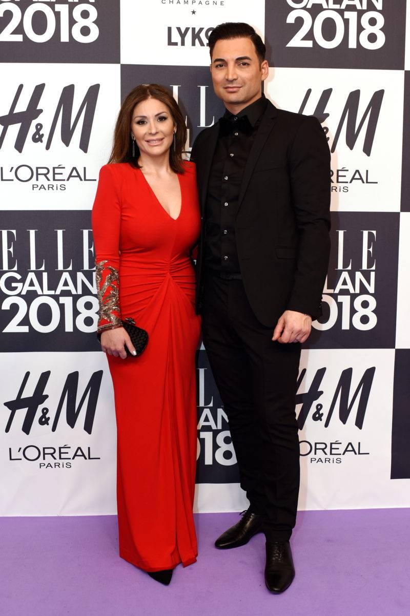 Cristina och Elias Saliba