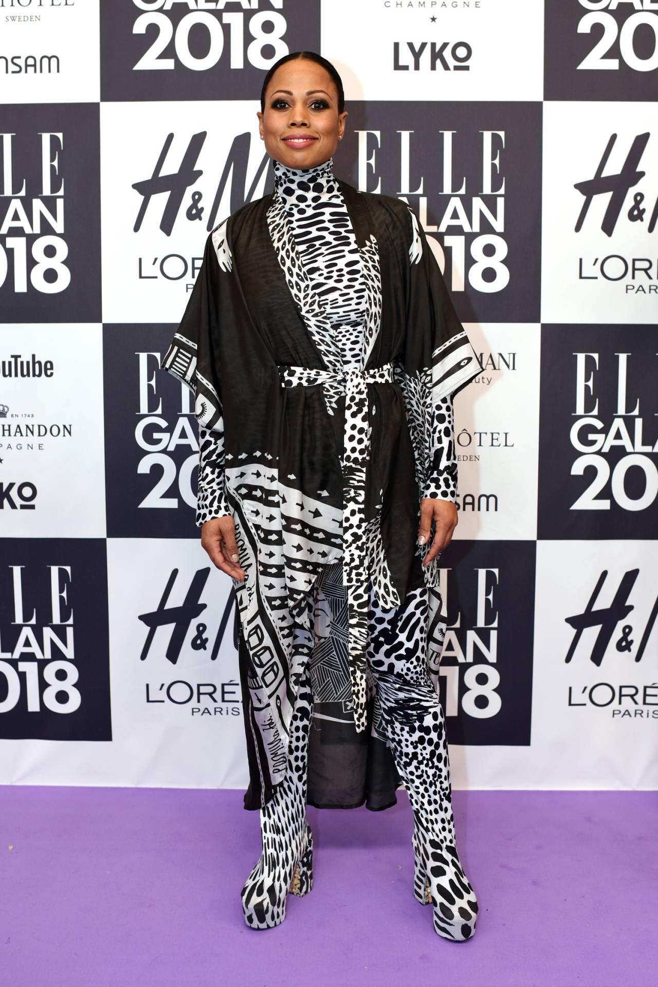 Alice Bah Kuhnke, årets bäst klädda kvinna