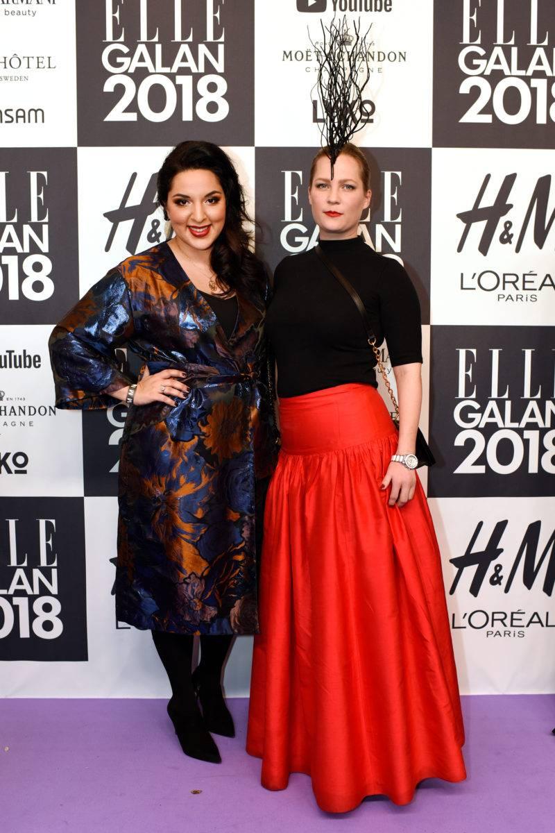Tara Moshizi och Malinda Damgaard