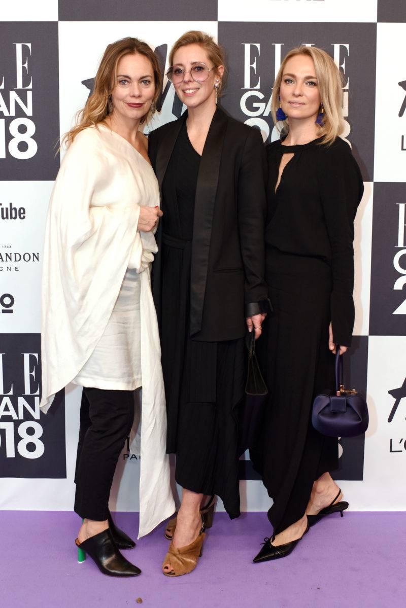 Karin Söderlind, Kristina Tjäder och Sofia Wallenstam