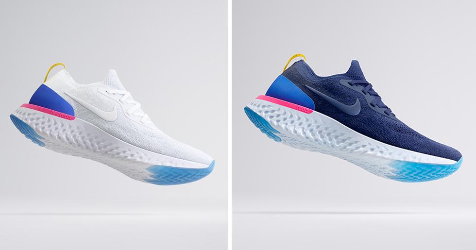 """Nike släpper ny sko: """"Största nyheten inom running under"""