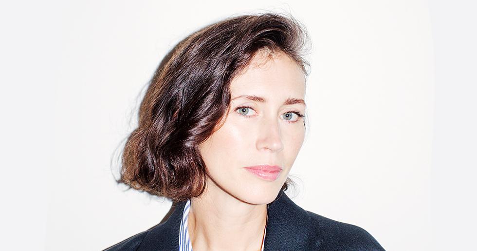 Årets designer på ELLE-galan är Frida Bard som är head of design på klädmärket HOPE.