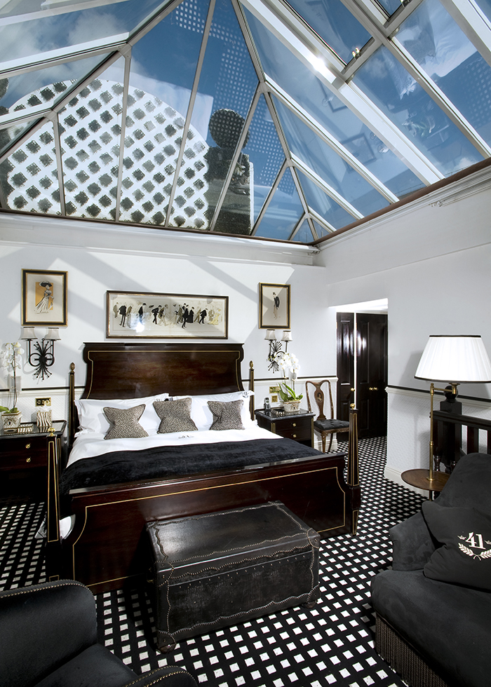 Conservatory Suite, Hotel 41