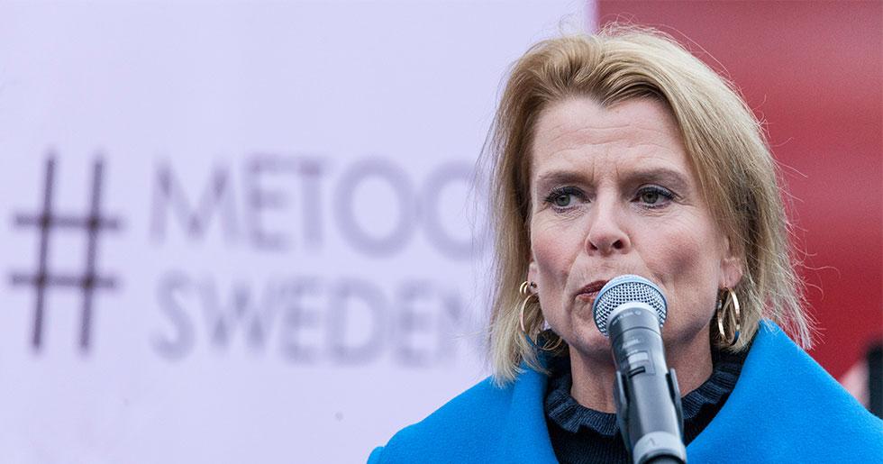 Åsa Regnér, Sveriges jämställdhetsminister