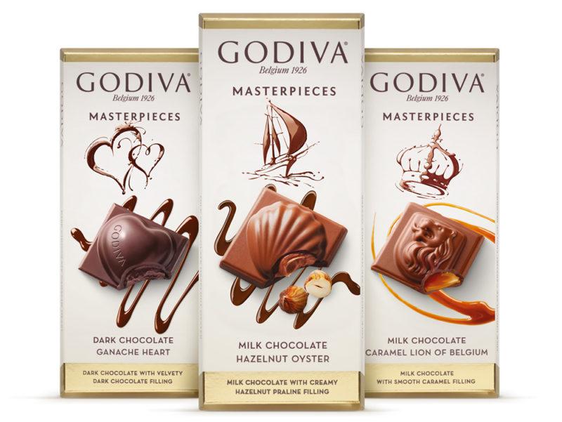 belgisk choklad märke