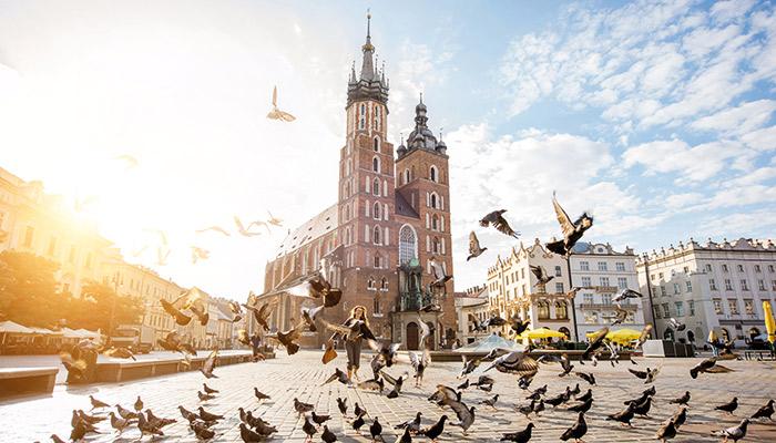 Krakow. Foto: Shutterstock