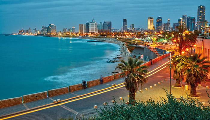 Tel Aviv. Foto: Shutterstock