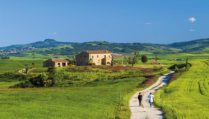 Toscana. Foto: Shutterstock