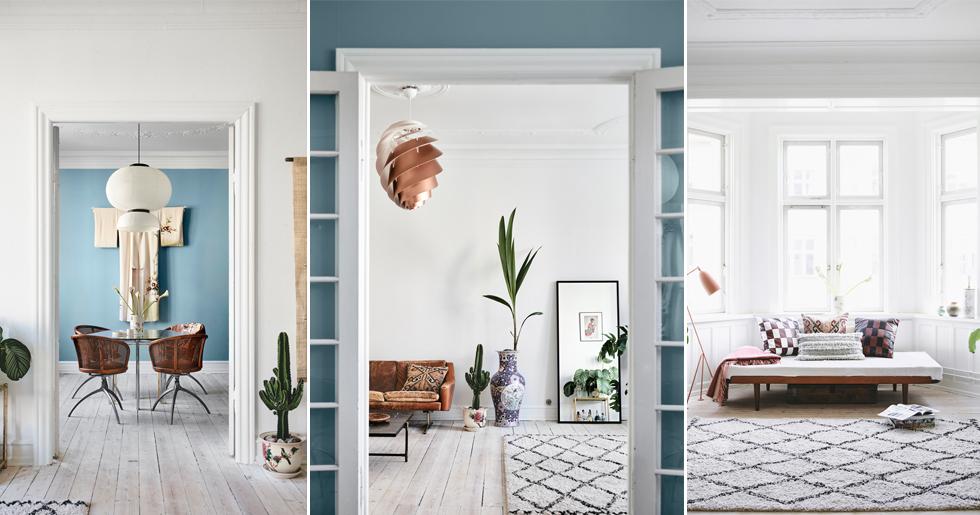Hemmet där dansk elegans möter japansk minimalism