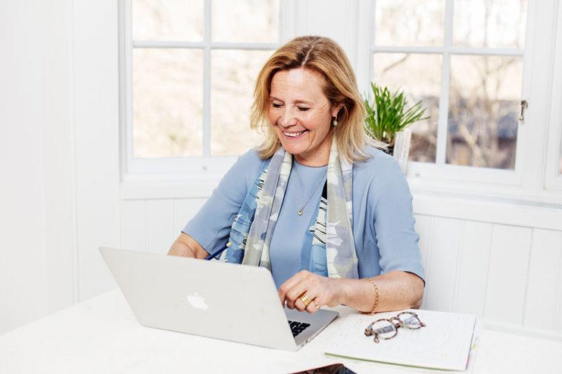 ELLE möter Åsa Stenson för en intervju.