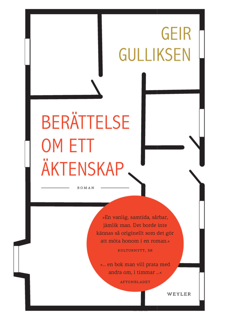 Berättelse om ett äktenskap av Geir Gulliksen.