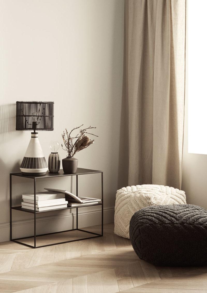 h m home ut kar sitt sortiment med m bler och lampor. Black Bedroom Furniture Sets. Home Design Ideas