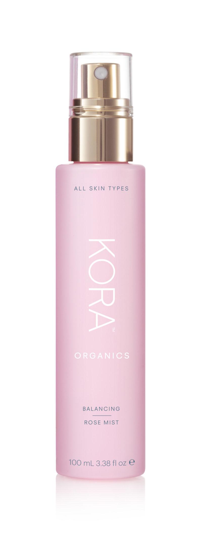 Balancing rose mist från Kora Organics.