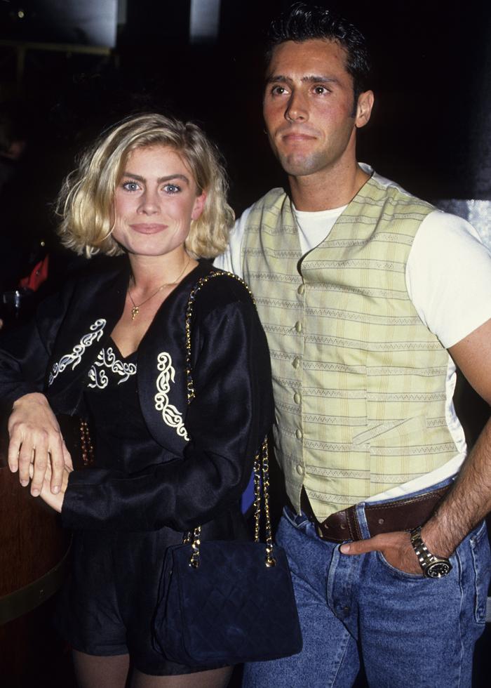 Bianca Ingrossos föräldrar, Pernilla Wahlgren och Emilio Ingrosso, hade en stormig relation som följdes av media.
