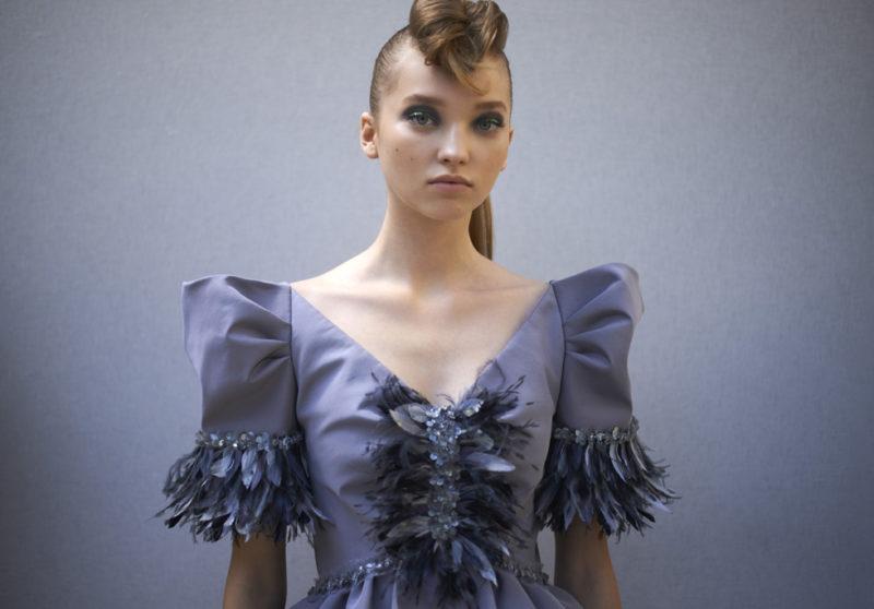 chanel couture detaljer