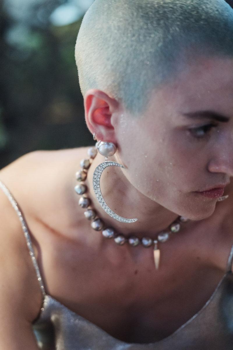Maria Nilsdotter örhängen