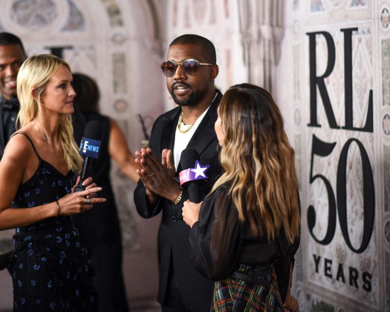 Zanna Roberts Rassi, Kanye West.