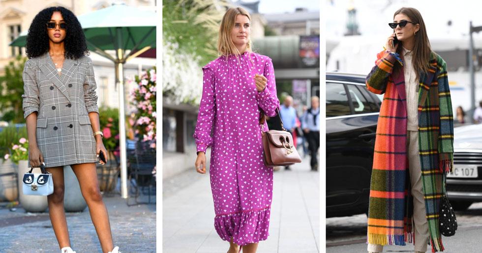 Streetstyle Fashion Week Stockholm 2018